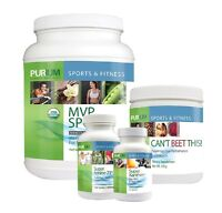 Athlete Pack - Power your Performance Naturally Vegan Product