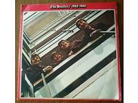 THE BEATLES DOUBLE VINYL 62/66