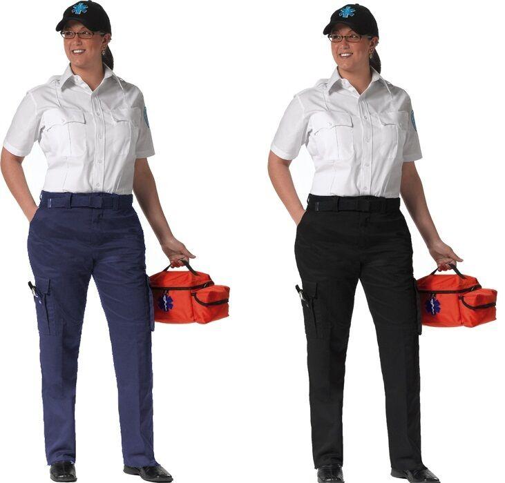 Rothco Womens 9 Pocket Tactical Ems Apparel Emt Uniform P...