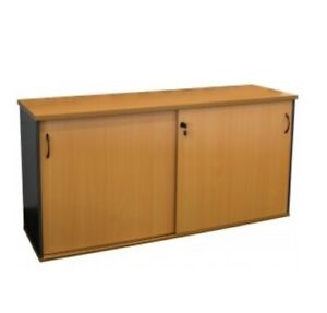 Credenza 1800 MAPLE GHRPHITE Perth Perth City Area Preview