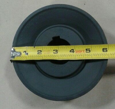 6 Sheave Pulley 4 Groove 046tw
