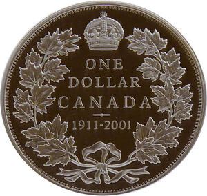 The Coin That Never Was - 1911 One Dollar Canada