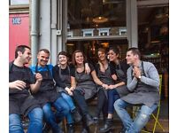 Golborne Deli & Bistro is looking for talented Waitre/Waitress