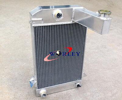 ALUMINUM ALLOY RADIATOR TRIUMPH TR2/TR3/TR3A/TR3B MT