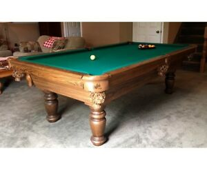 X Slate Pool Table Kijiji In Ontario Buy Sell Save With - Dufferin pool table