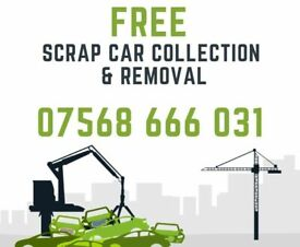 Scrap Cars, Van's, 4x4, Mot Failures Wanted Free Collection 12