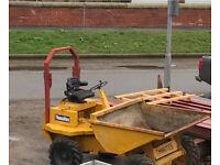 Thwaites 2 ton dumper