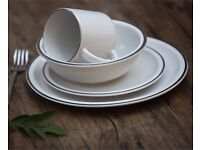 DINNER SET Melange 16-Piece Dinner Set Serving for 4