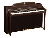 Yamaha Clavinova CLP-270 in Rosewood with matching stool