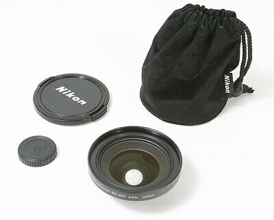 NIKON WIDE-CONVERTER WC-E63 0.63X/127800 for sale  Shipping to India