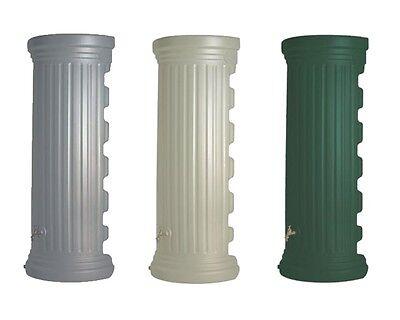 GARANTIA Regenwassertank Säulen-Wand-Tank 550 L 3Farben