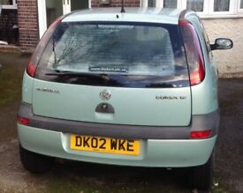 Vauxhall Cora 1.2 3 door - great condition!