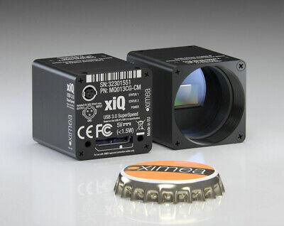 Ximea Xiq 2.2mp Color Camera Mq022cg-cm Usb3.0