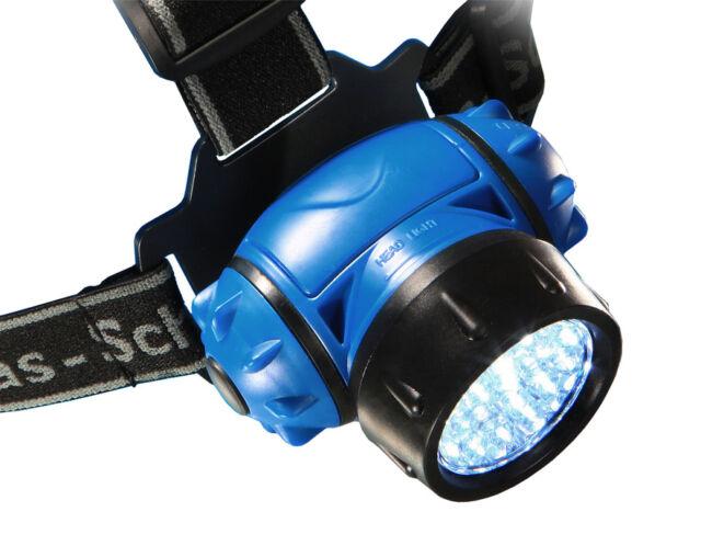 as Schwabe LED Stirnlampe Stirnleuchte Stirn Lampe Leuchte Arbeitslampe 42805