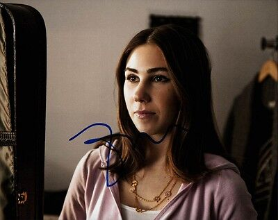 Zosia Mamet In Person Signed Photo   Girls