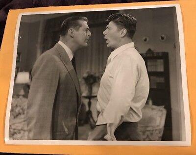 Ronald Reagan  Original 1940's Movie Photo Warner Bros Exclusive Photo
