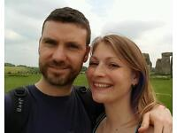 Couple looking for double room bristol or surrounding areas for 6 weeks from 31st Aug