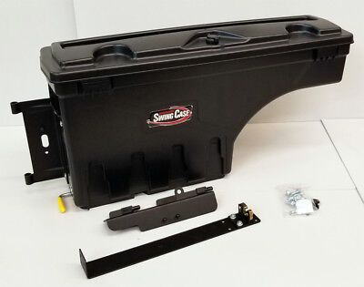 SALE Undercover Driver (Left) Swing Case Toolbox for 1997-2014 Ford F150 (2007 Ford F150 King Ranch For Sale)