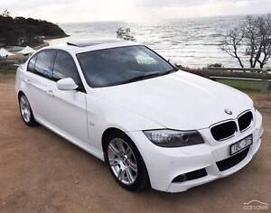 2010 BMW 3 Series Steptronic Sedan - M-Sport Package Glen Iris Boroondara Area Preview
