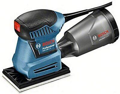 Bosch Professional 06012A2200 Lijadora Profesional, 180 W, 230 V, Azul
