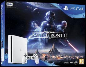 Brand New PS4 Slim White Boxed