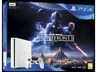 Brand New PS4 Slim White Boxed