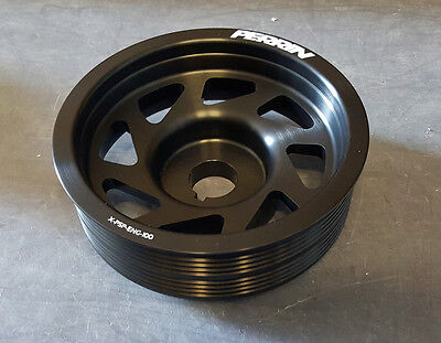 SALE Perrin Lightweight Light Crank Pulley for WRX  STi  Forester Baja Legacy