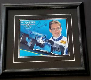 Greg Moore Autographed 8x10 Framed