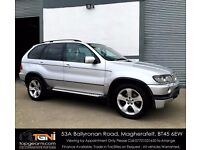 BMW X5 M-Sport 4.4I V8 - Genuine Low Mileage Example - Excellent Condition 4x4
