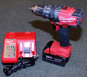 MILWAUKEE 2704-20 BRUSHLESS 18V 3in1 DRILL