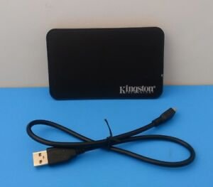 "New Kingston 2.5"" Hard Drive External Enclosure with SATA HDD"