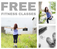 FREE Fitness classes all summer long!