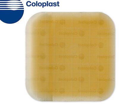 Comfeel Plus Ulcer Hydrocolloid Alginate Dressing 8 X 8 - Box Of 5