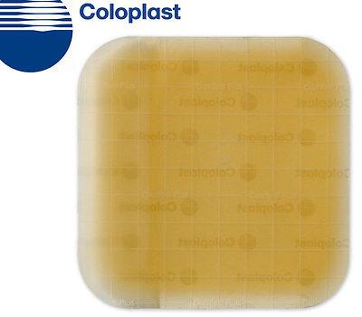 Comfeel Plus Ulcer Hydrocolloid Alginate Dressing 4 X 4 Box Of 10 33110