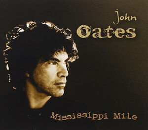 Mississippi Mile CD - John Oates - 12 Pop/Rock Songs - Brand NEW