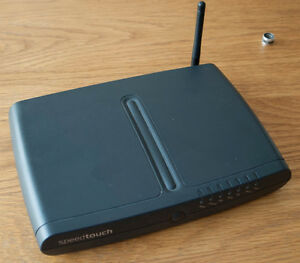 Thomson SpeedTouch 780 WL DSL Wireless Modem