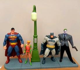 Batman Dark Knight Returns figure pack