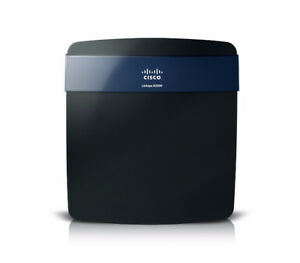 */*Router WIFI Linksys E3200 High Performance Dual-Band N 600MB