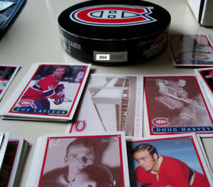 1993 O-PEE-CHEE MONTREAL CANADIENS FACTORY SEALED SET OF 66 CARD