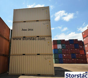 New 20' Shipping / Storage Containers $2,750 - Pick Your Own