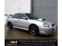 Subaru Impreza WRX Turbo (Not Civic Type-R, Mitsubishi Evo, BMW M3, M5, Lexus, VXR etc)