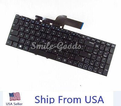 Samsung Black Keyboard - Laptop Keyboard For Samsung NP300V5A NP305V5A NP300E5A NP305E5A Black Parts USA