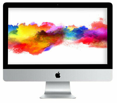 "Apple iMac 27"" 5K AIO Desktop PC, Intel Core i5 3.1GHz, 8GB DDR4, 1TB Fusio"