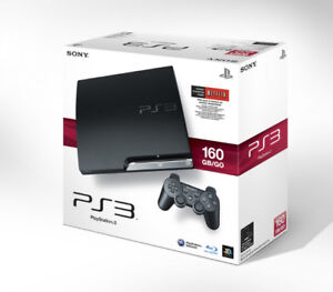 PS3 Box Only