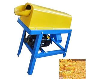 220V Electric Corn Thresher Sheller Threshing Stripping Stripper 170635