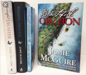 4 books by Jamie McGuire