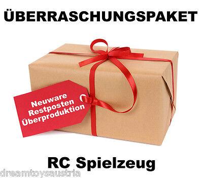 """Überraschungspaket """"RC Spielzeug"""" aus Restposten und Überproduktion,Je 4 Sets"""