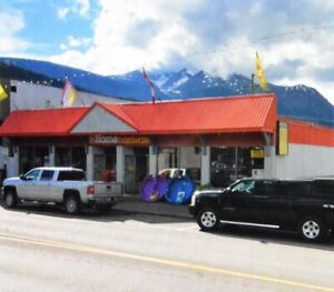 Retail Space for Lease in Smithers, B.C.