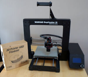 Wanhao Duplicator i3 3D Printer Great Condition! PRICE LOWERED