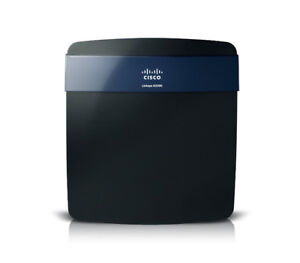 -*-Router WIFI Linksys E3200 High Performance Dual-Band N 600MB